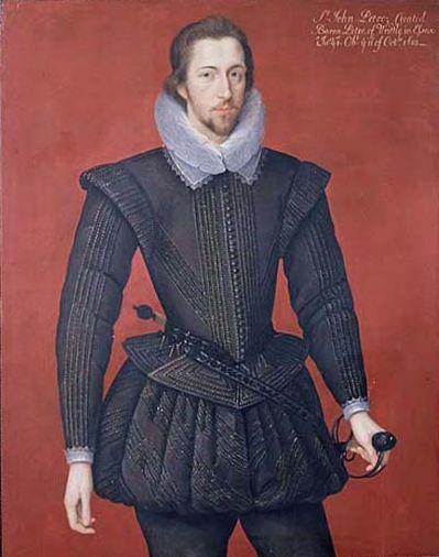 John Petre, 1st Baron Petre