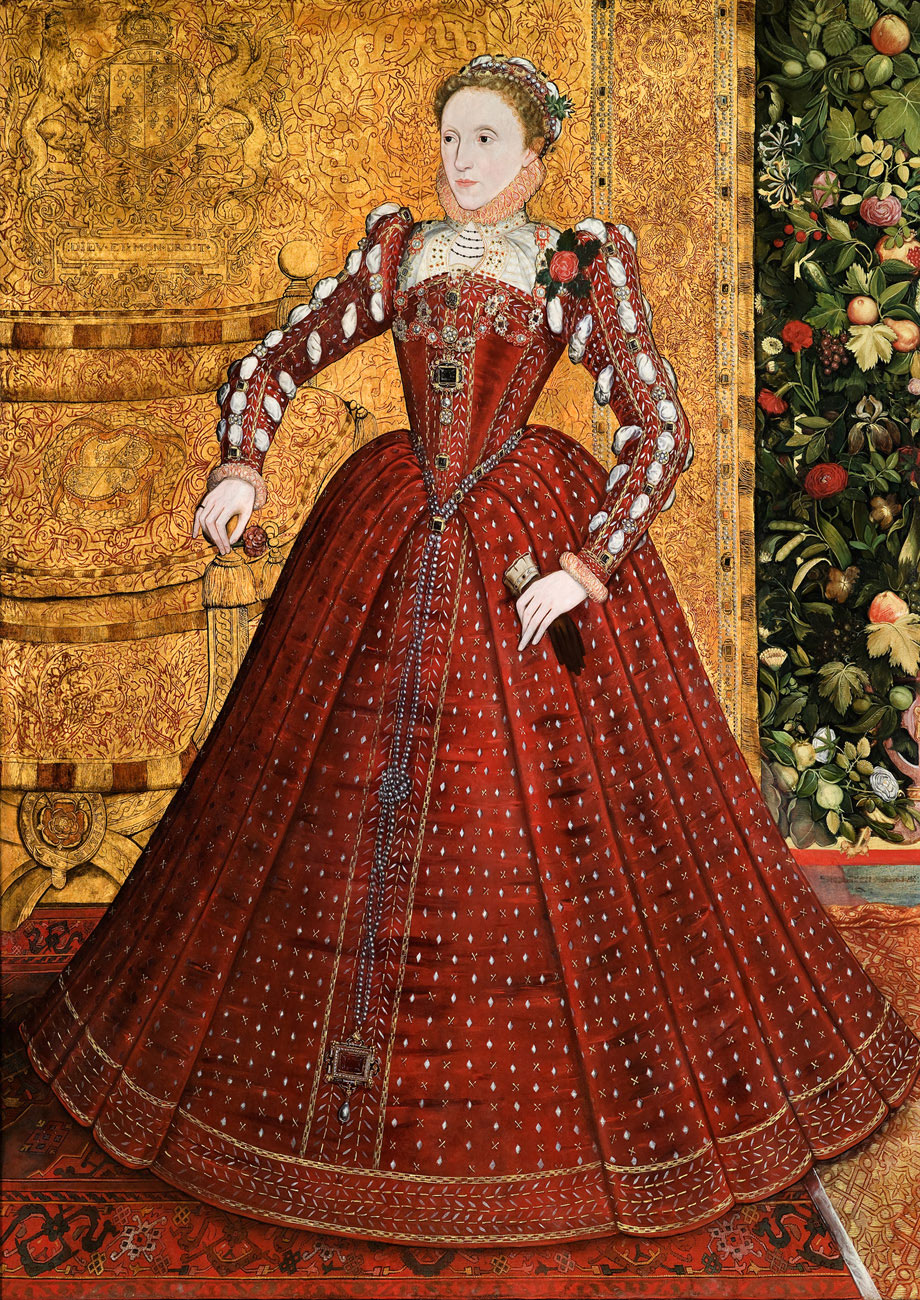 History Of The Spanish Farthingale